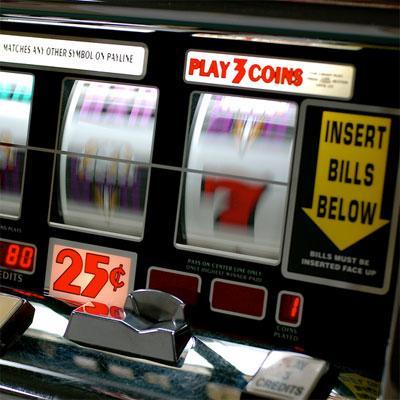 slot machine questions