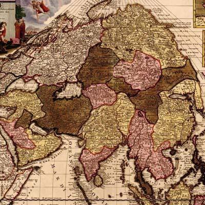 Asian map quizzes