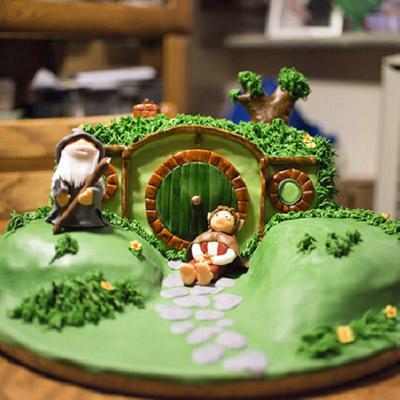 Pics Quiz Cake Art Mo : Literary Cakes Quiz