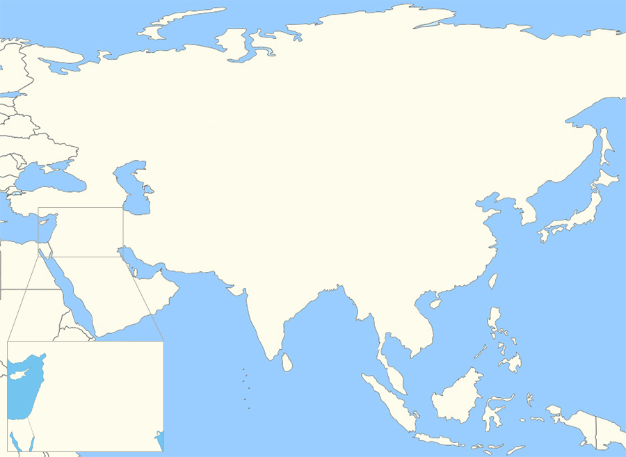 Blank Map Of Europe And Asia: North America Map No Borders At Usa Maps