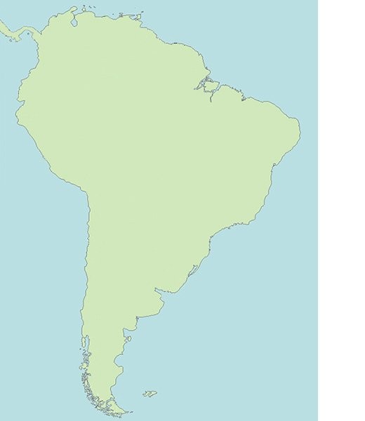 south america map quiz sporcle Let S Draw The S American Borders Mines Quiz By Kfastic