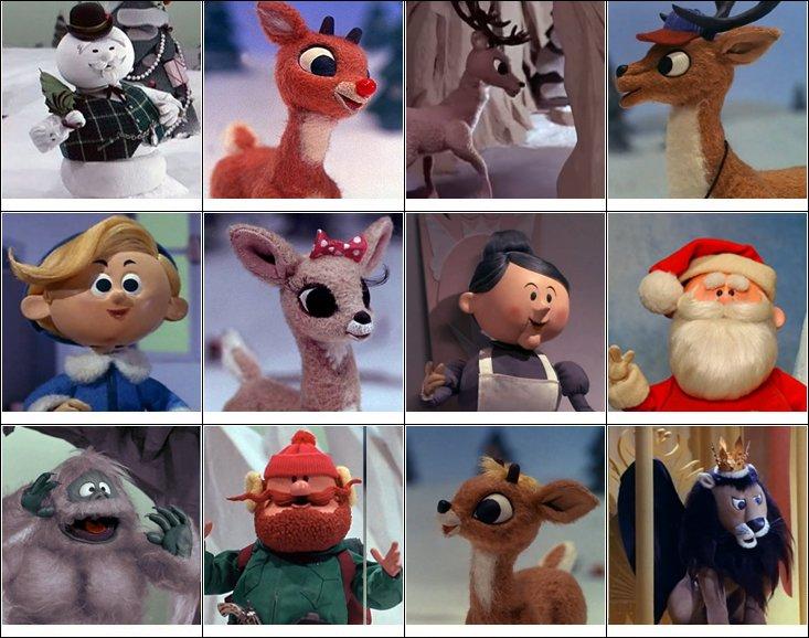 Rudolph the Red-Nosed Reindeer (TV Movie 1964) - IMDb
